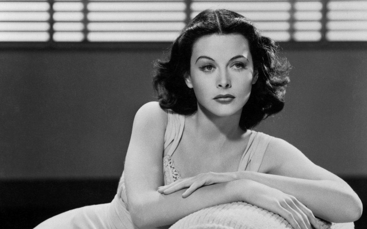 Hedy Lamarr - fonte internet -