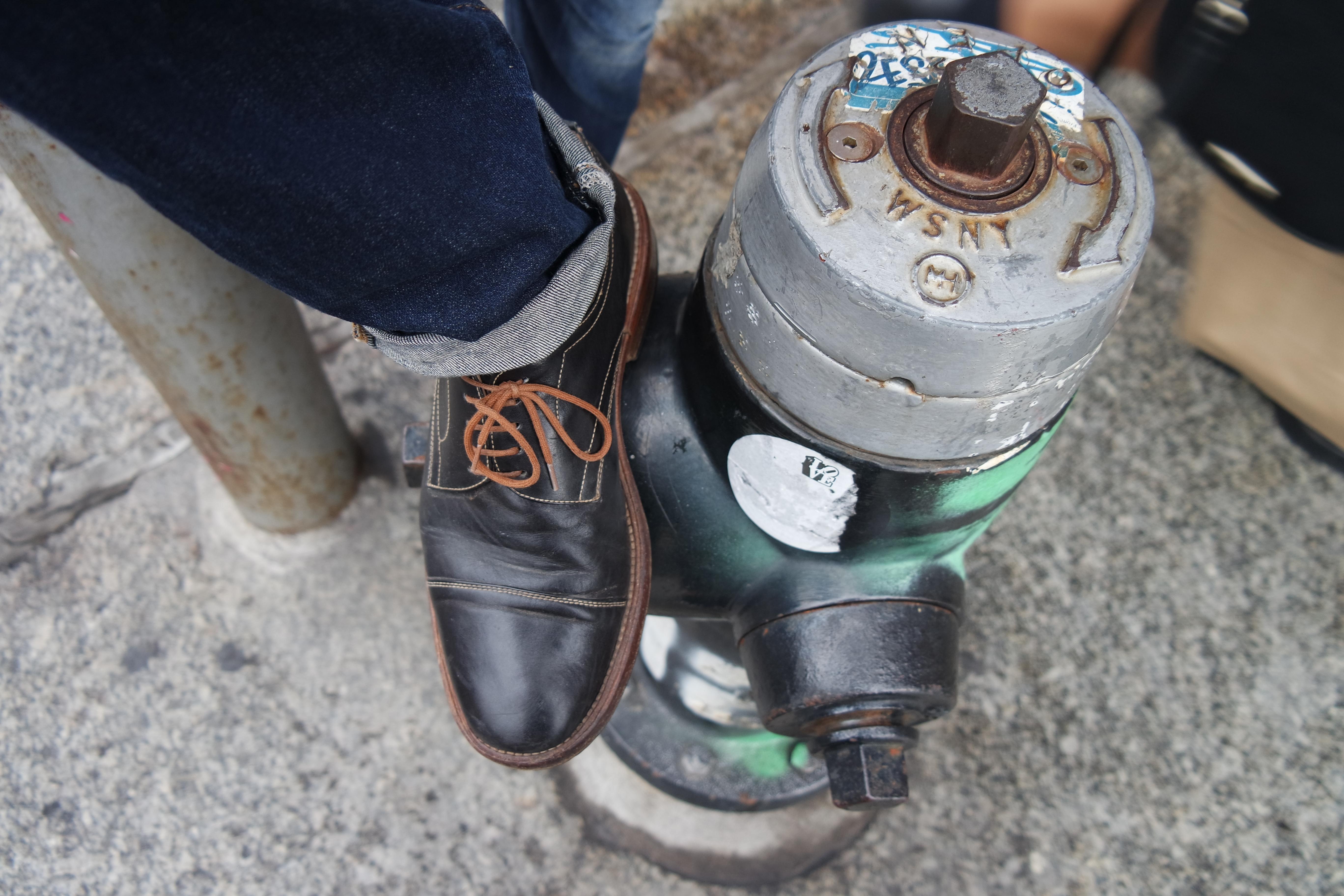 """Con le scarpe negli USA - Con le """"Minetti Derby"""" per Manhattan"""