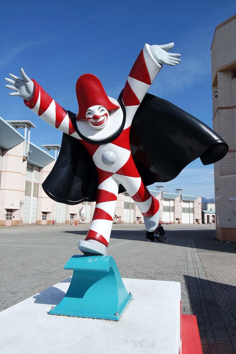 Burlamacco alla Cittadella del Carnevale