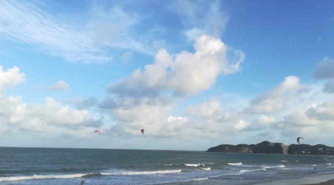 """""""Scrivo"""" - Il mare del Brasile"""