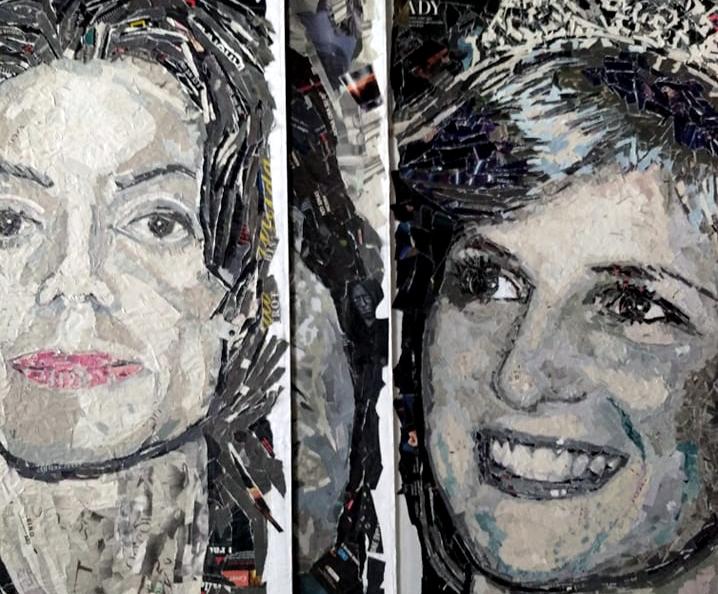 Volti del novecento, Micheal Jackson e Lady Diana